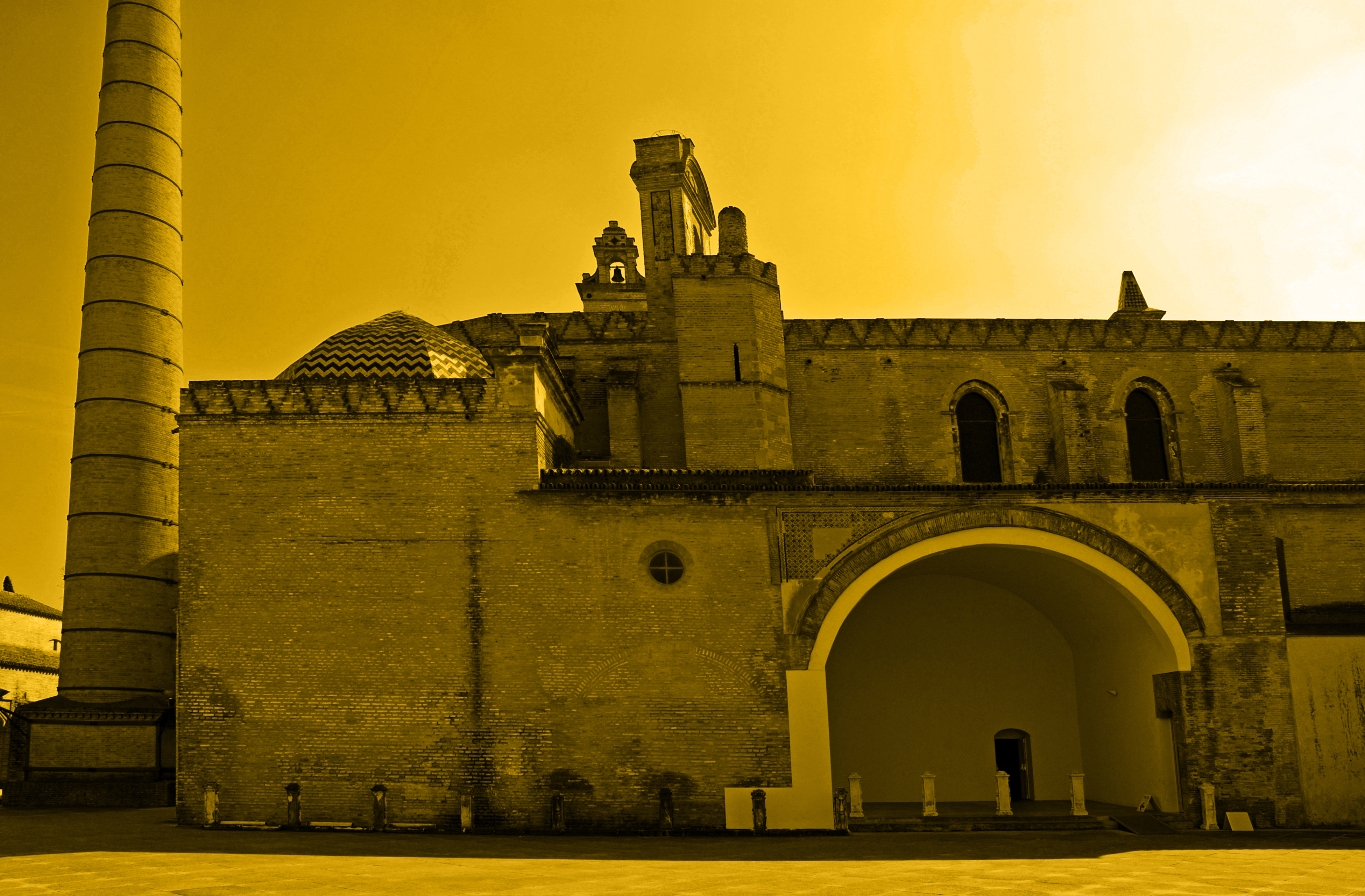 Monasterio de la Cartuja. Lugares que nos emocionan