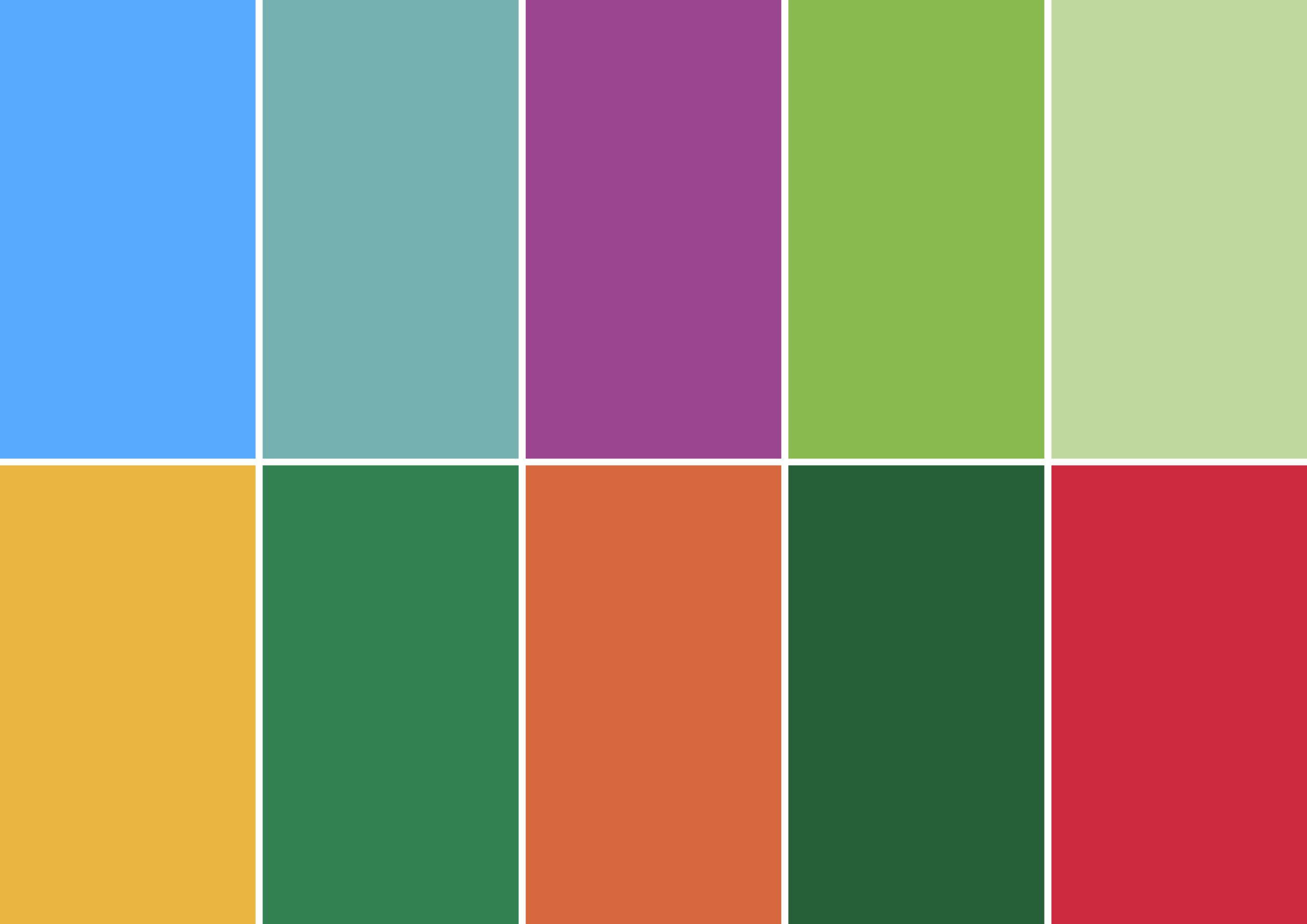 el color y la emoción
